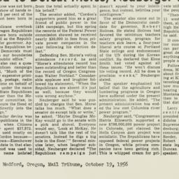 Clipping : 1956 October 19