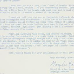 Letter: 1959 December 21