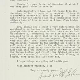 Letter: 1942 December 24