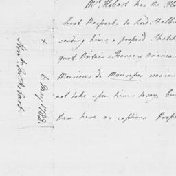 Document, 1798 January 18