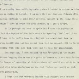 Letter : 1948 November 7