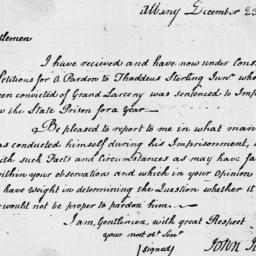 Document, 1797 December 23