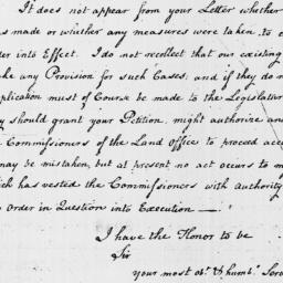 Document, 1797 October 19