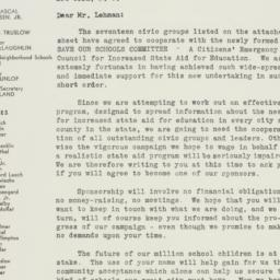 Letter : 1948 May 25