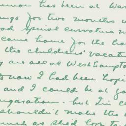 Letter : 1938 December 13