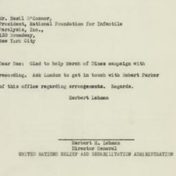 Letter : 1943 December 8