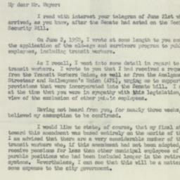 Letter : 1950 June 23