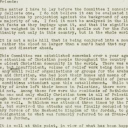 Letter : 1951 April 9