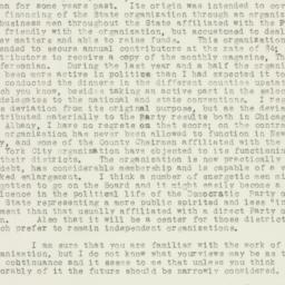 Letter : 1932 November 30