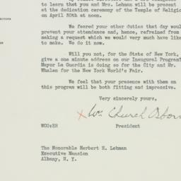 Letter : 1939 April 17
