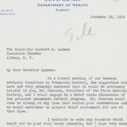 Letter : 1935 December 26