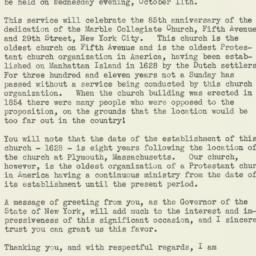 Letter : 1939 September 29