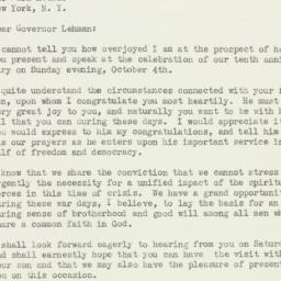 Letter : 1942 September 25