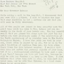 Letter : 1944 April 28