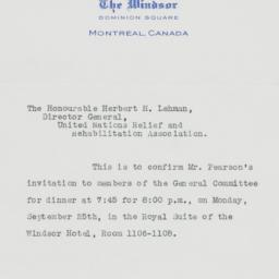 Letter : 1944 September 23