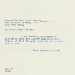 Letter : 1935 January 14