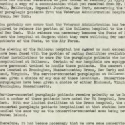 Letter : 1951 February 13