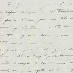 Letter : 1929 January 2