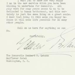 Letter: 1942 December 5