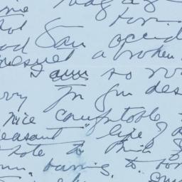 Letter: 1963 February 22