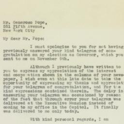 Letter : 1932 December 19