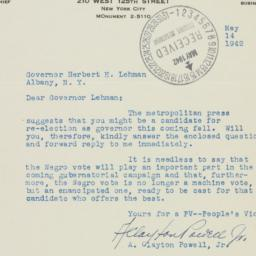Letter: 1942 May 14