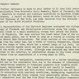 Letter: 1953 July 24