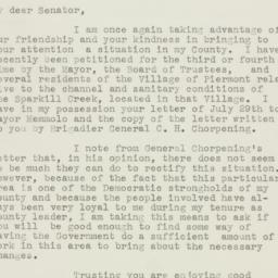 Letter : 1953 October 10