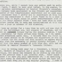 Letter : 1963 October 14