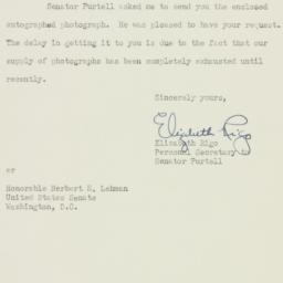 Letter : 1955 April 11