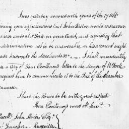 Document, 1798 November 30