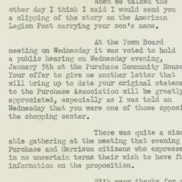 Letter : 1948 December 10