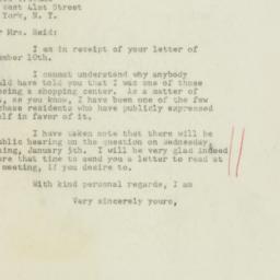 Letter : 1948 December 15