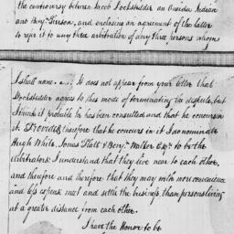 Document, 1798 November 06