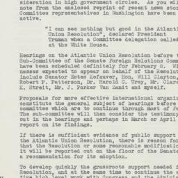 Letter : 1950 February 3