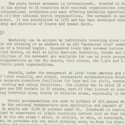 Memorandum : 1947 November 25