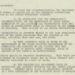 Letter : 1925 December 3