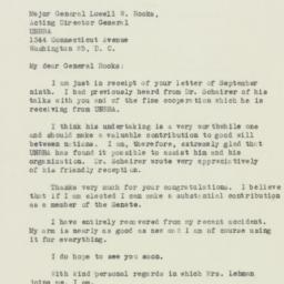 Letter : 1946 September 11