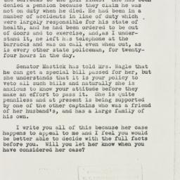 Letter: 1934 June 29