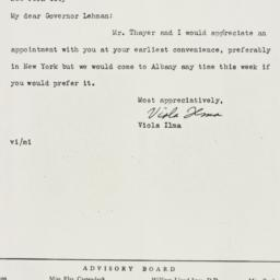 Letter: 1942 January 23