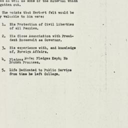 Letter: 1946 October 29