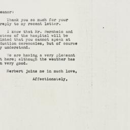 Letter: 1946 December 17