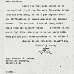 Letter: 1936 June 5