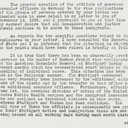 Letter: 1936 July 2