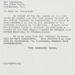 Letter: 1937 June 11