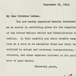 Letter: 1943 September 25
