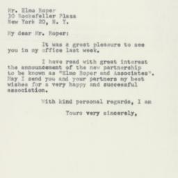 Letter : 1955 January 25