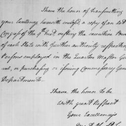 Document, 1779 July 14