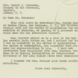 Letter : 1929 November 25