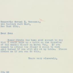 Letter : 1936 February 12
